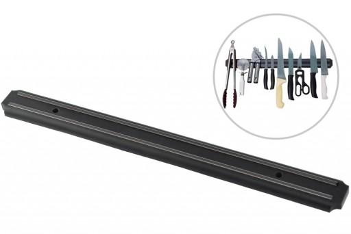 Barra Magnética imã para Facas Utensílios de Metal e Ferramentas 50 cm