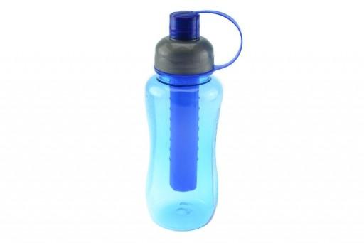 Squeeze Garrafa Plástica Refrigerada 800 ML