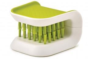 Escova para Lavar Talheres e Facas Abre e Fecha