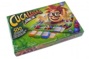 Jogo Cuca Legal Júnior com mais de 300 Perguntas de Conhecimentos