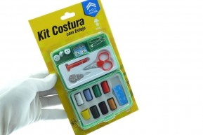 Kit Costura Completo com ESTOJO