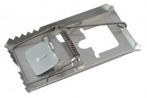 Ratoeira de Metal Galvanizado PEQUENA 11 x 6 cm